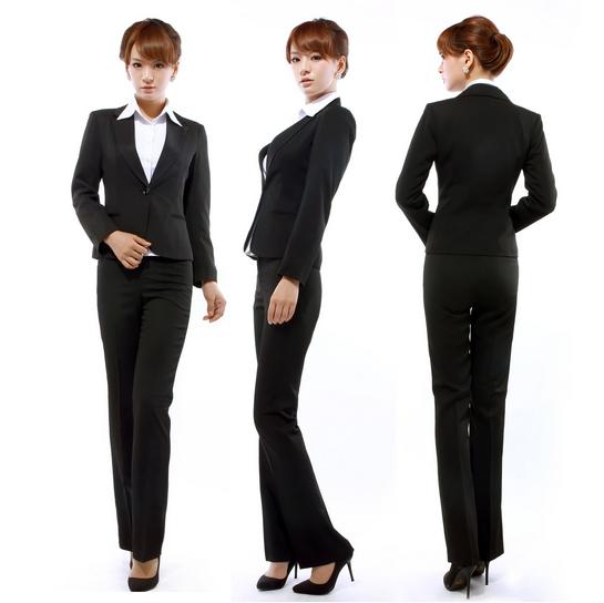 女性穿职业装注意事项