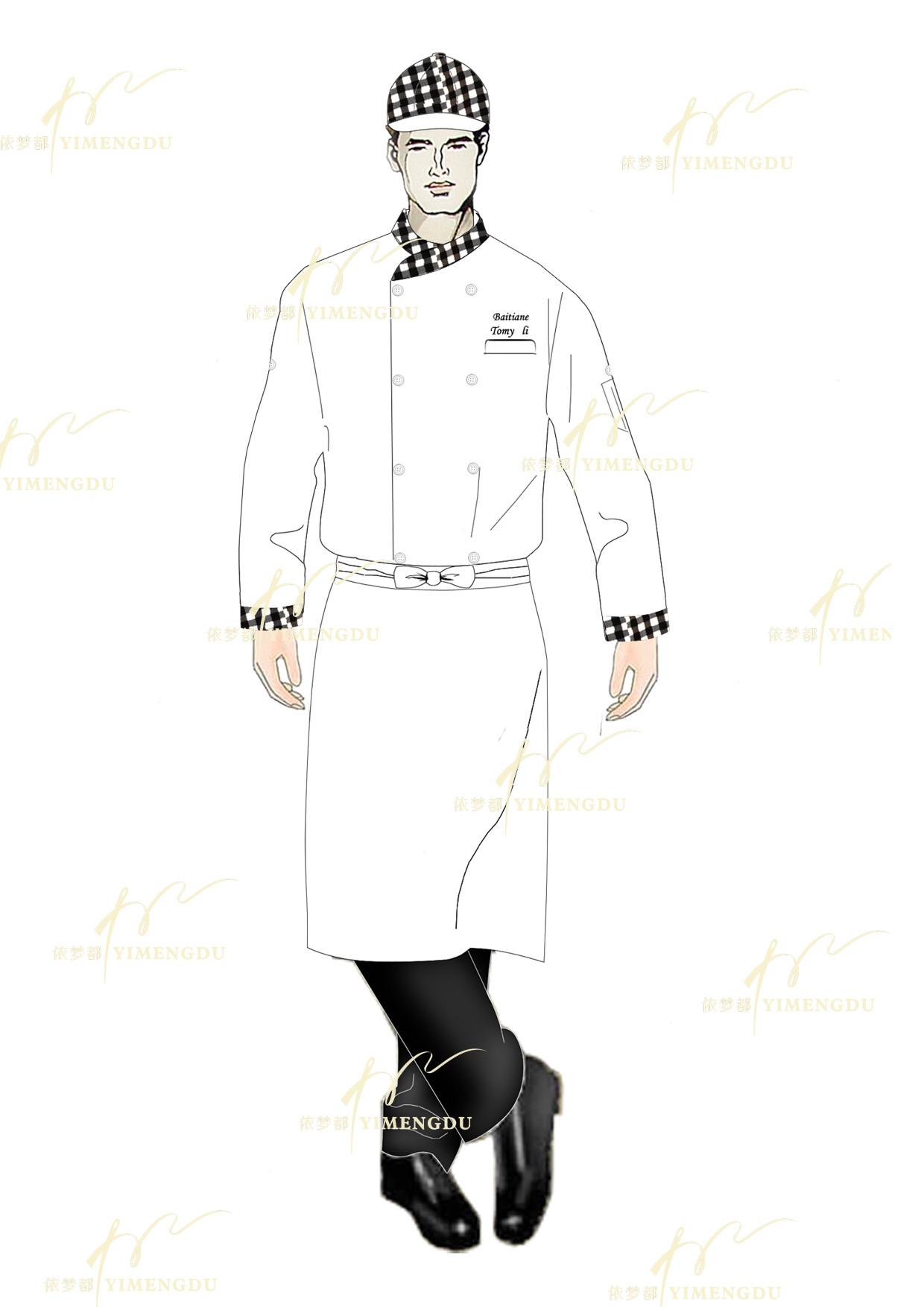 连锁餐饮-明档厨师