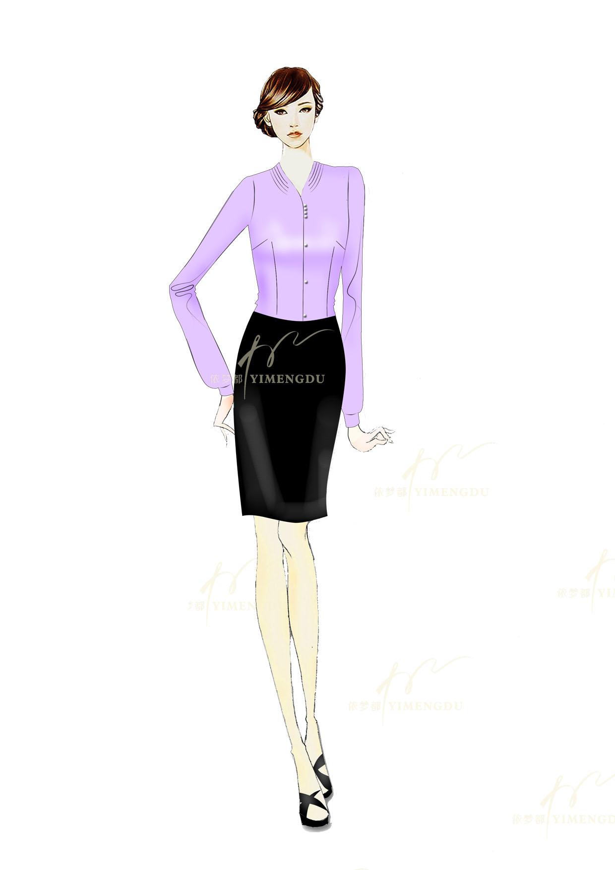职业装-女衬衫
