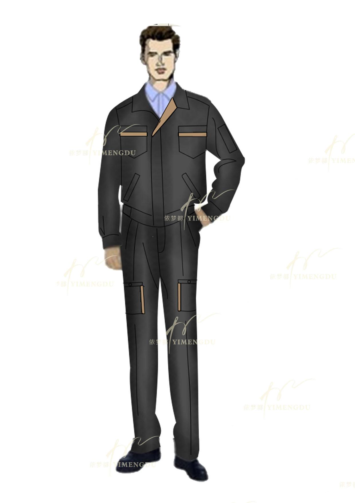 职业装-工装裤