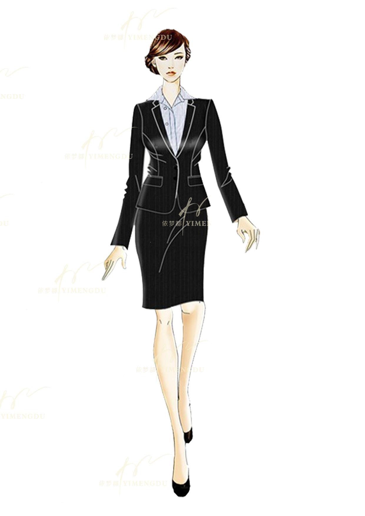 女西服套装(450元/套-1800元/套)